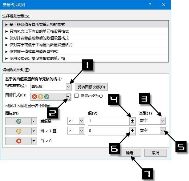条件格式高能应用:标记项目进度插图(5)