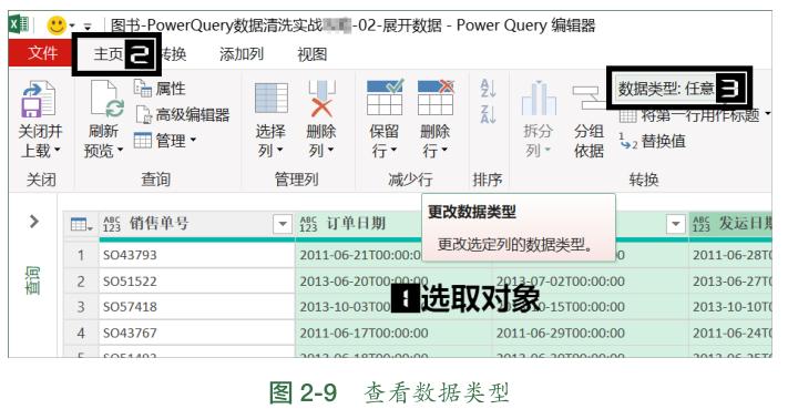 实用小工具之整理标题及数据类型插图(1)