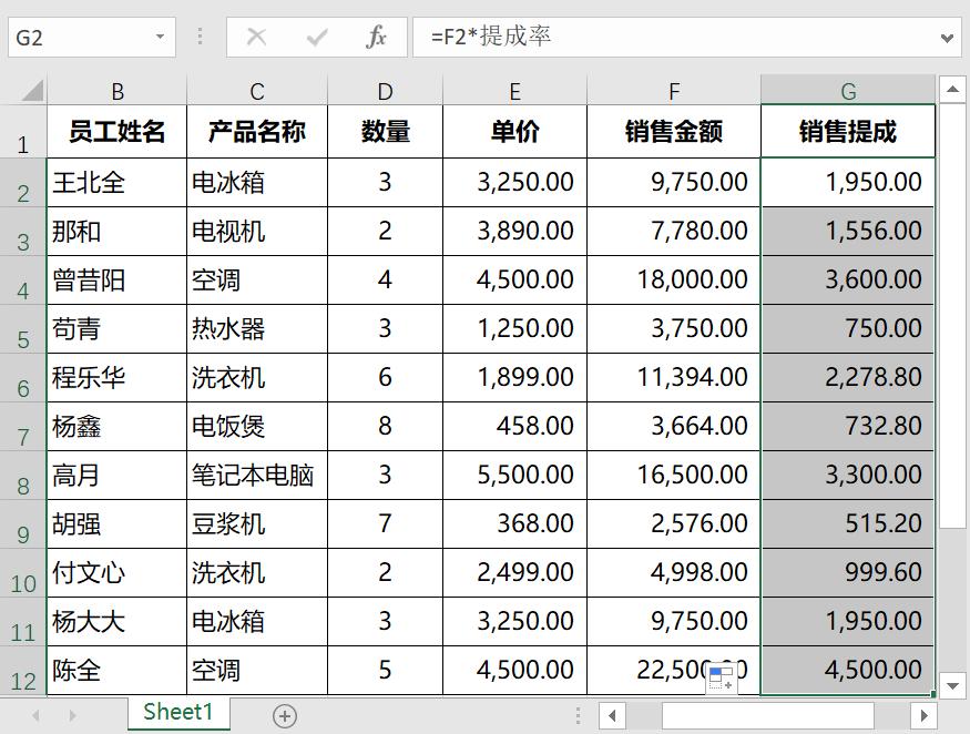掌握这两大法宝,让Excel公式计算效率翻一番!插图(7)