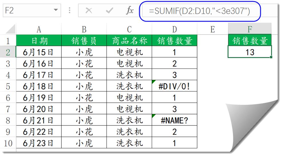 一组常用Excel函数公式,每天进步一点点插图(1)