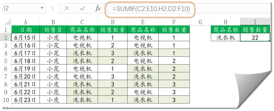 一组常用Excel函数公式,每天进步一点点插图(2)