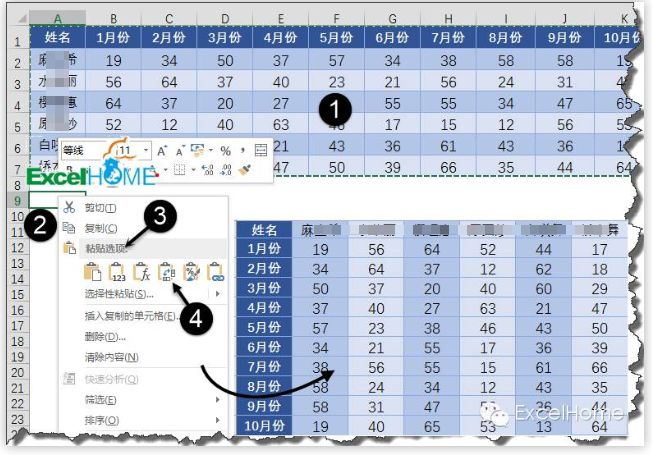 初学Excel,这五个难题你遇到过吗?插图(4)