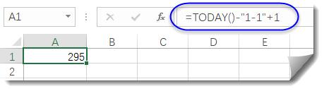 10分钟,学会21个Excel日期函数插图(11)