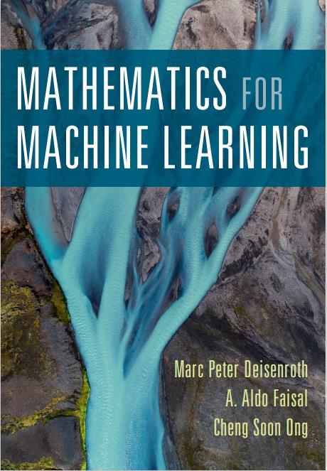 Mathematics For Machine Learning——「epub」「mobi 」「azw3」「pdf」免费下载插图