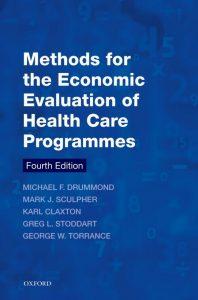Methods for the Economic Evaluation of Health Care Programmes——「epub」「mobi 」「azw3」「pdf」免费下载插图