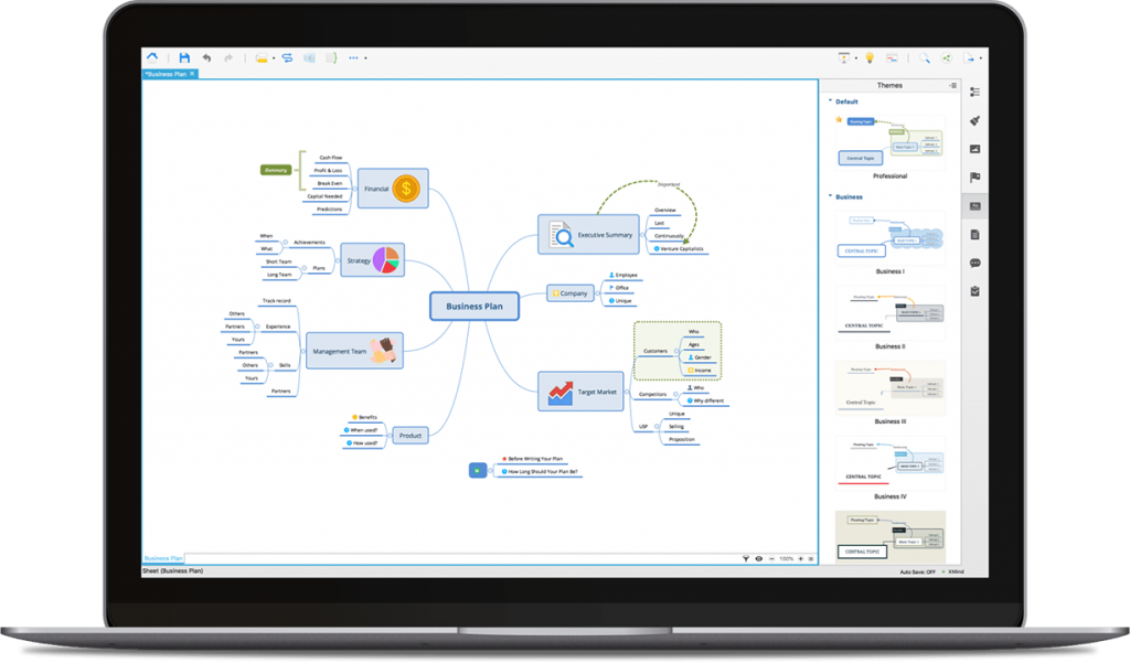 Xmind8 pro专业版免激活软件+激活教程,MAC/windows专用思维导图软件——「epub」「mobi 」「azw3」「pdf」免费下载插图(1)